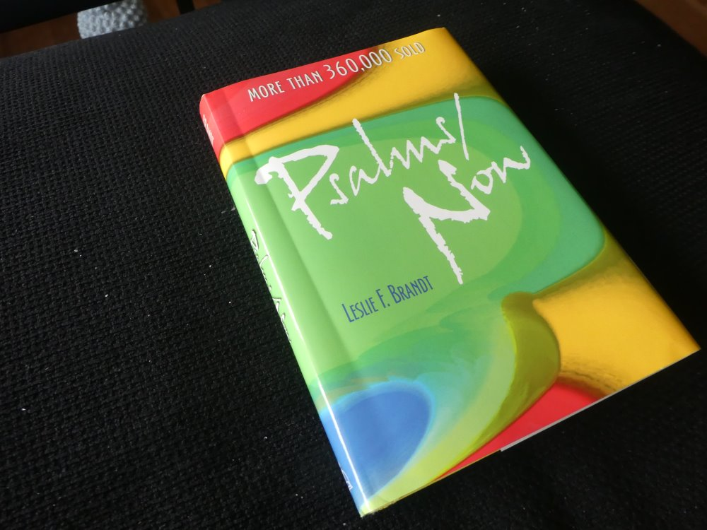 Psalms/Now Book
