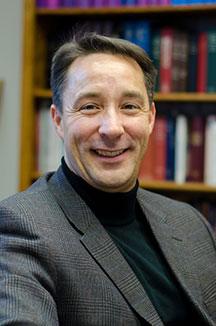Pastor Steve Wheeler