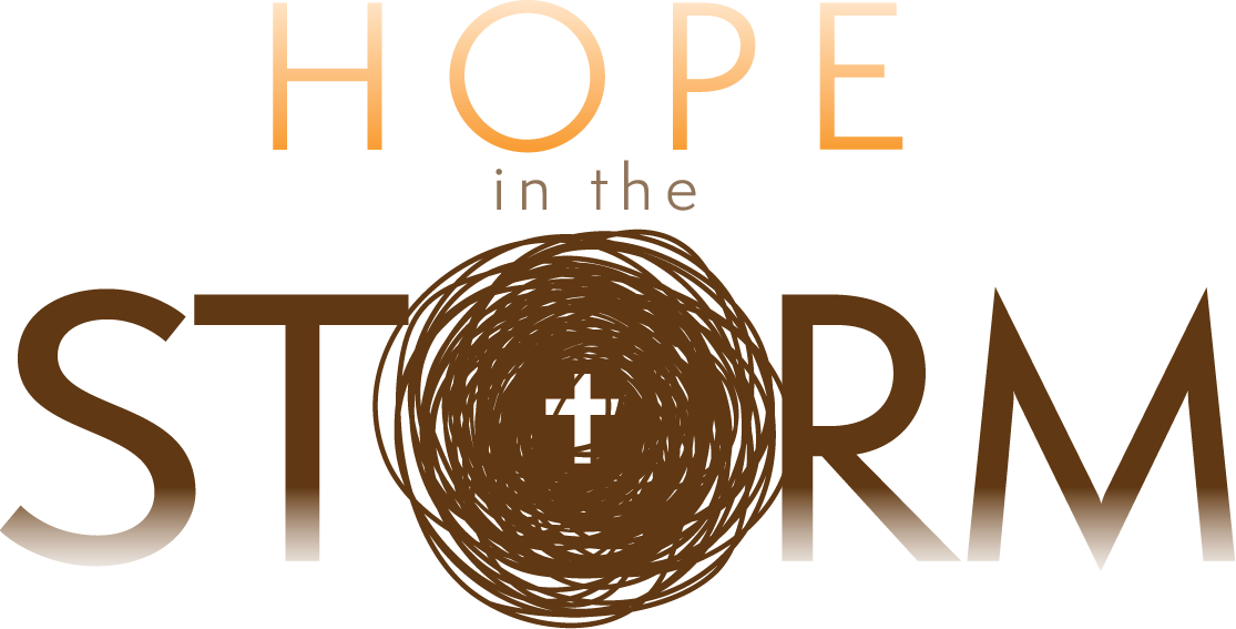 Hope In The Storm Logo