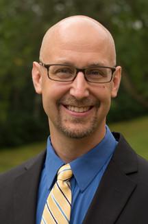 Pastor Toby Schmidt